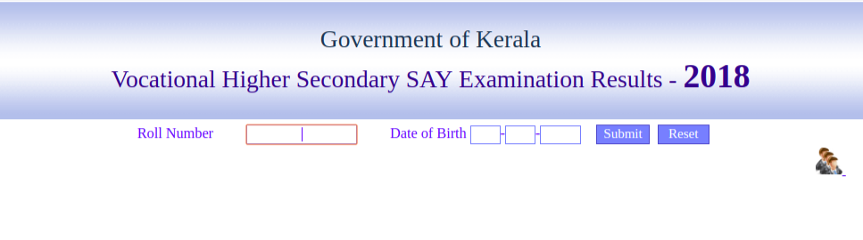 Kerala Plus Two DHSE Examination Result 2018