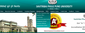 sppu pune home page