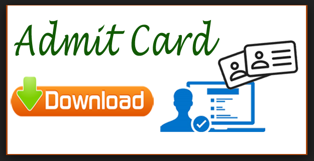 RRB Admit Card 2018 Download