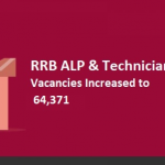 RRB ALP Vacancy Increased for 64371