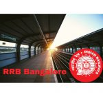 RRB Bangalore Admit Card 2018