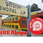 RRB Bhopal Admit Card