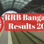 RRB Bangalore Results 2017