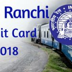 RRB Ranchi Admit Card 2018
