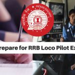 How To Prepare for RRB ALP(Asst. Loco Pilot) and Technician Exam 2018