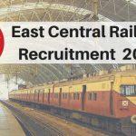 RRC ECR Recruitment 2018