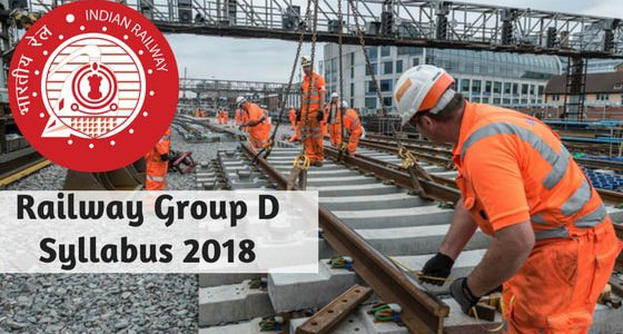 Rrc Group D Syllabus Pdf