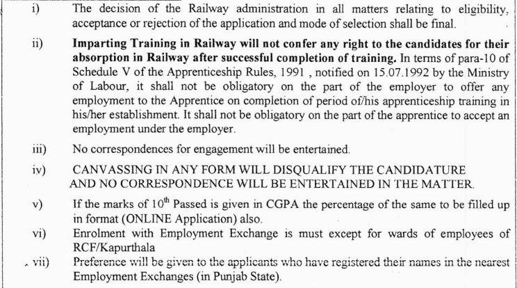Instructions for Trade Apprenticeship Application 2018