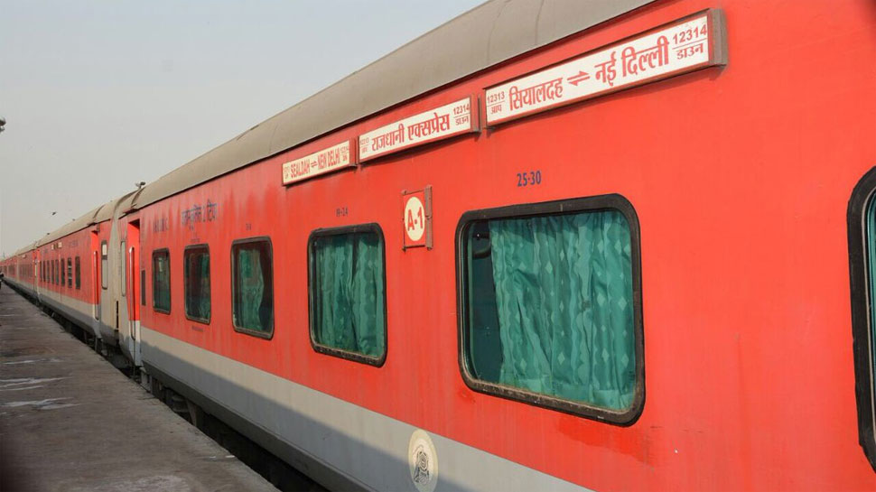 Rajdhani Express Time Table