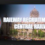 RRC CR Recruitment
