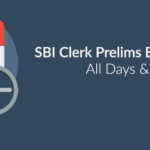 SBI Clerk Pre Exam Analysis