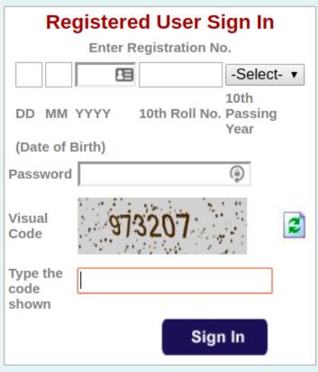 Enter Details For DSSSB Answer Key