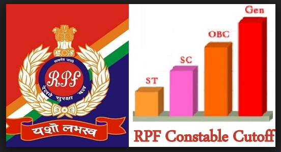 RPF Constable Previous Year Cut off