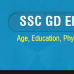 SSC GD Constable Eligibility 2018