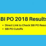 sbi po pre result 2018