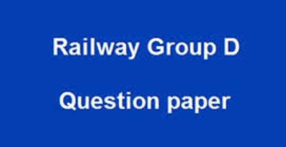 20th September 2018 - RRB Group D Question Paper