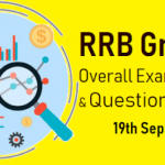 RRB Group D Question Paper 19th September 2018