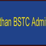 Rajasthan BSTC 2019 Admit Card Download
