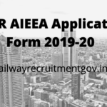 ICAR AIEEA Application Form 2019-20